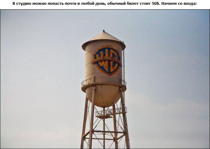 Студия Warner Brothers (46 фото)