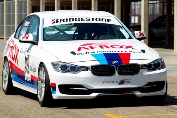 Команда ADF Motorsport подготовила новую BMW 3-Series для гонок (14 фото)