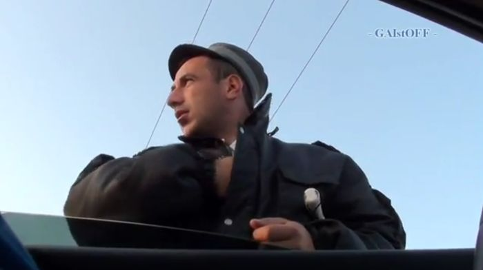 Общение с ГИБДД часть 406 (фото+видео)