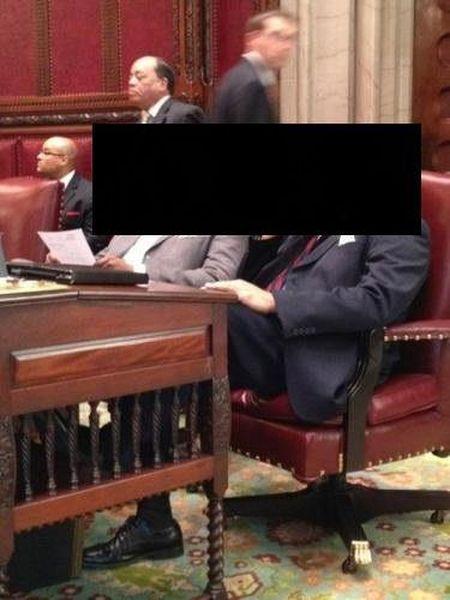 Сенатор от штата Нью-Йорк (3 фото)