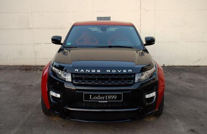 Range Rover Evoque Horus от ателье Loder1899 (21 фото)