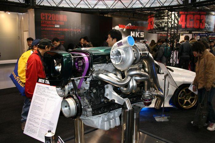 Маркировка японских автомобильных двигателей (10 фото+текст)