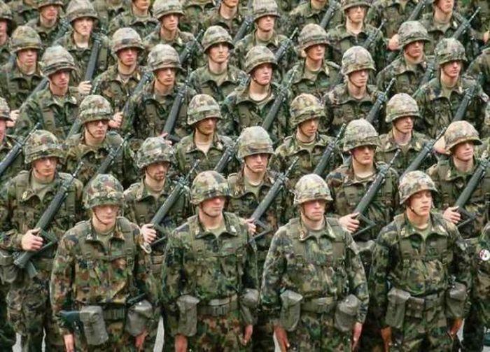 Армия Швейцарии Tn