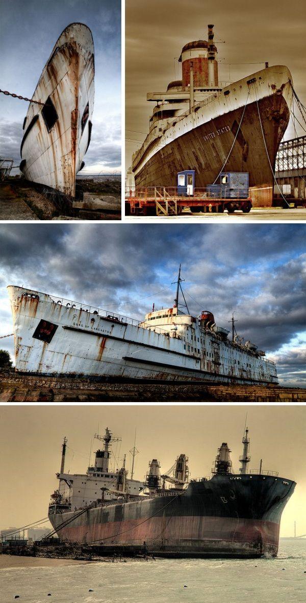 Cementerio de barcos  1