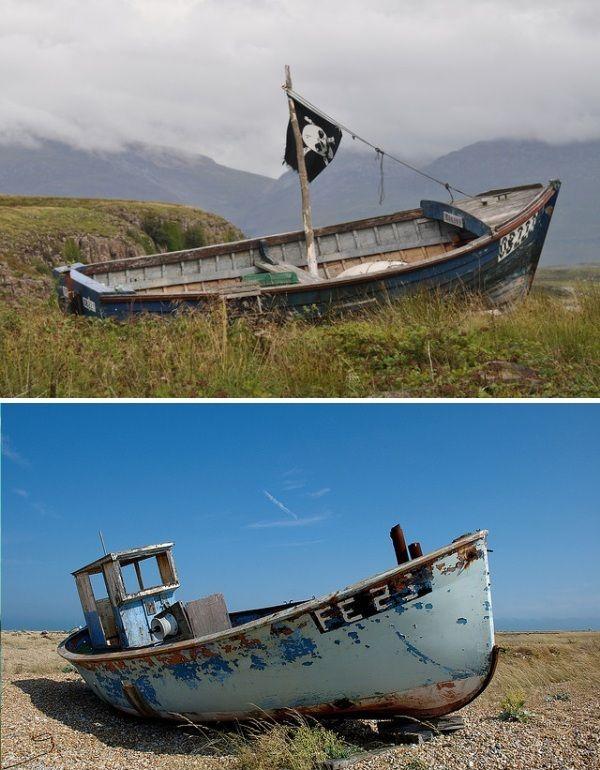 Cementerio de barcos  2
