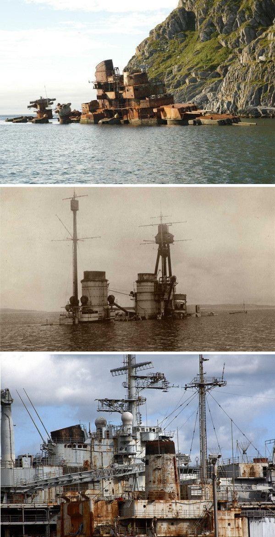 Cementerio de barcos  4