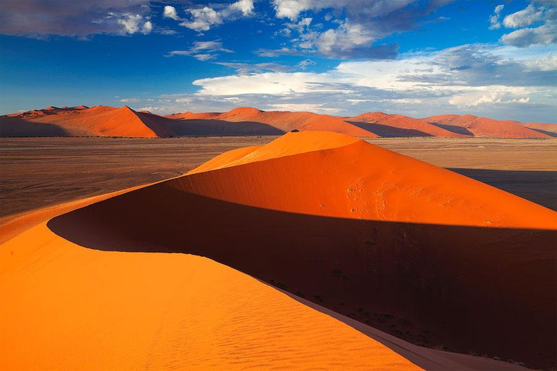 Картинка пустыня африки