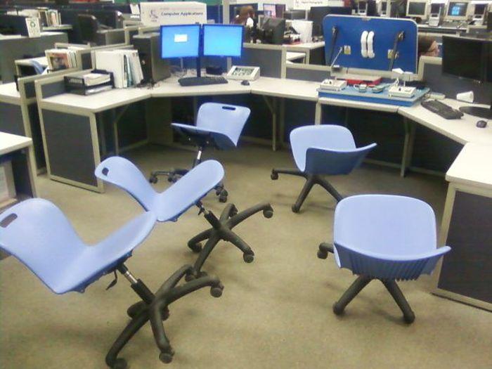 Юмор ловушка, офис, работа, рабочее место
