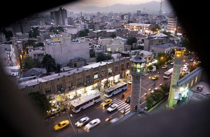 путешествие, иран, экскурсия