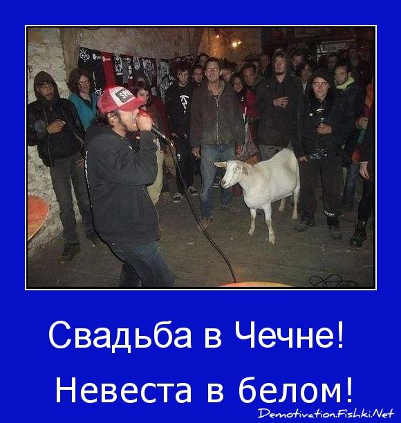 Свадьба в Чечне!