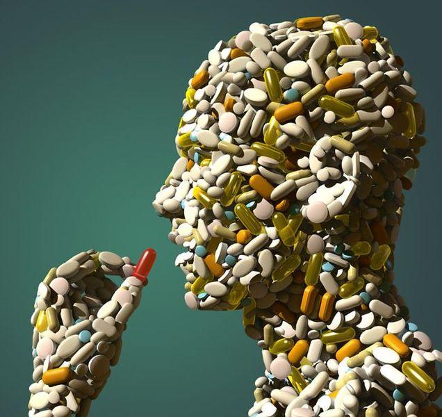 таблетки, зависимость, препараты, опасность
