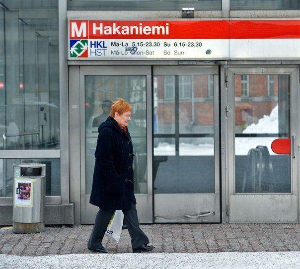 финляндия, президент, пенсия