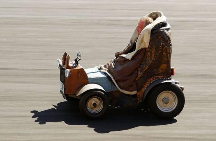 Фотография маленькая машина, ричард хаманн, топ гир