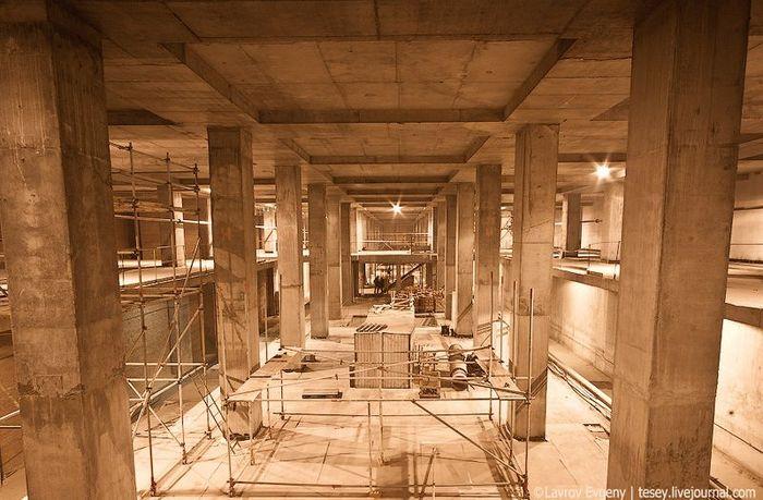 метро, город, подземка
