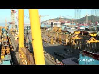 Строительство корабля