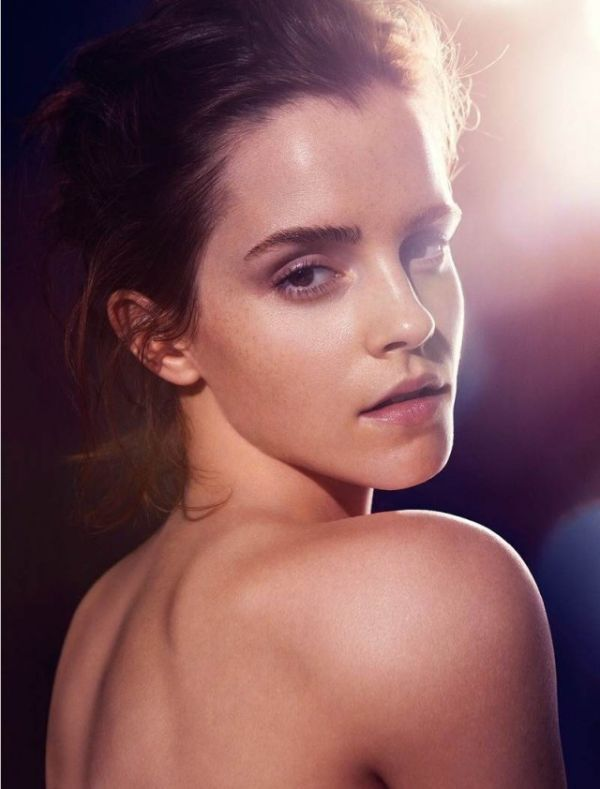 Emma Watson se desnuda para Natural Beauty 3