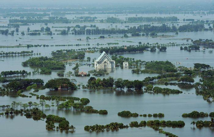 тайланд, наводнение,