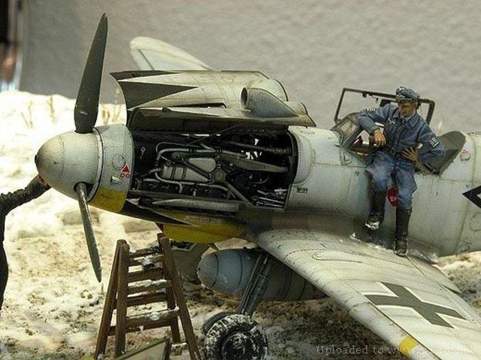Modelos realistas de acción militar  1