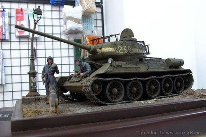 Modelos realistas de acción militar  2