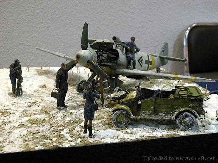 Modelos realistas de acción militar  7