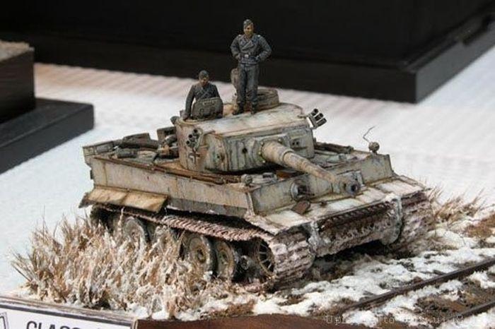 Modelos realistas de acción militar  9