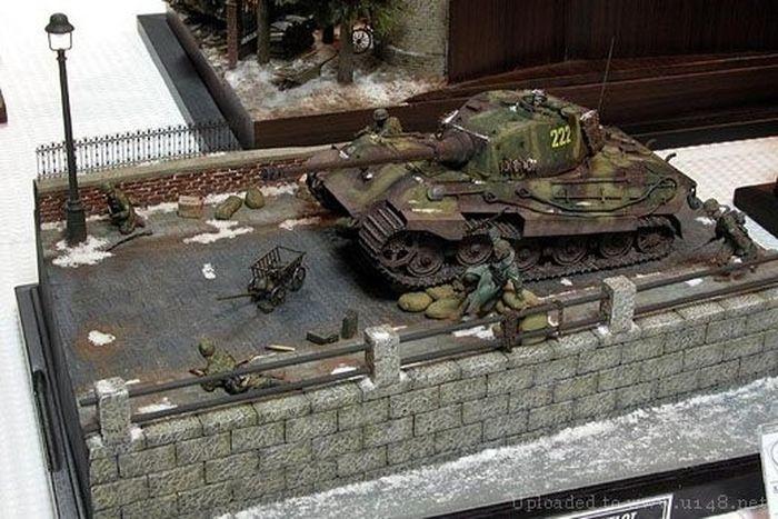 Modelos realistas de acción militar  10