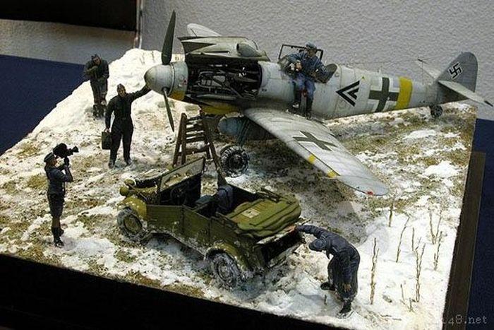 Modelos realistas de acción militar  12