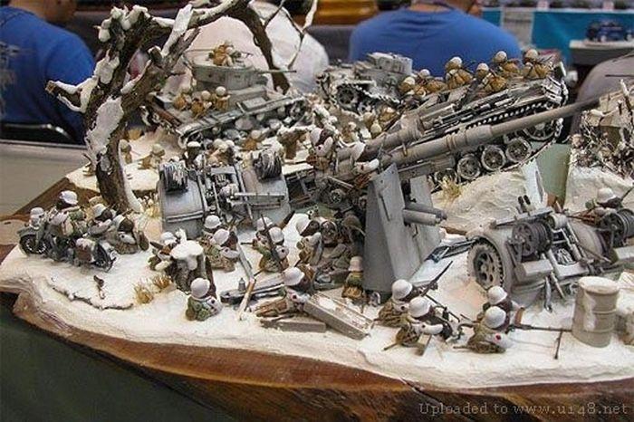 Modelos realistas de acción militar  14