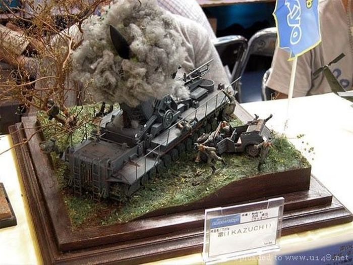 Modelos realistas de acción militar  16