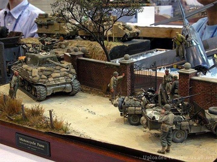 Modelos realistas de acción militar  17