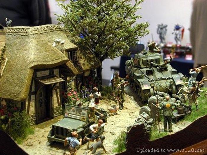 Modelos realistas de acción militar  18