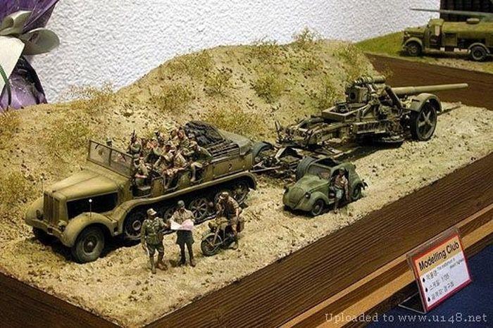 Modelos realistas de acción militar  20