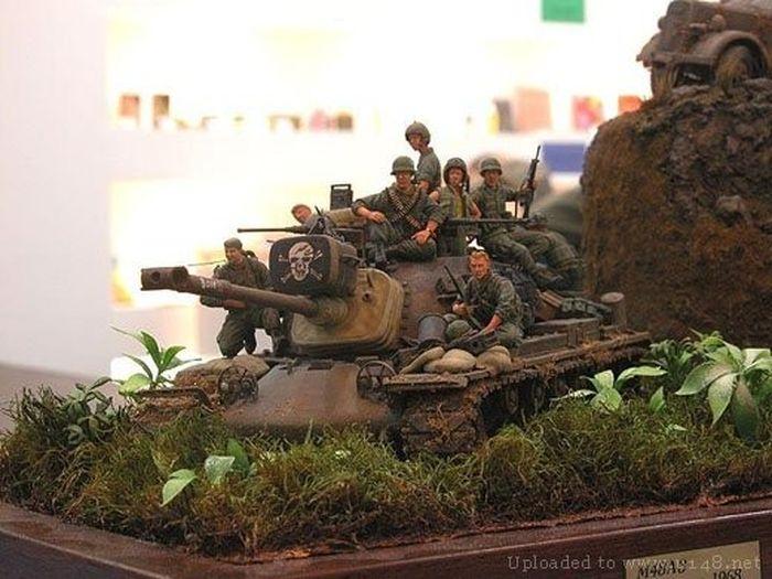 Modelos realistas de acción militar  26