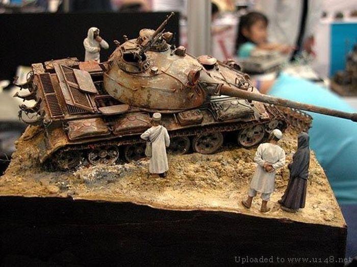 Modelos realistas de acción militar  32