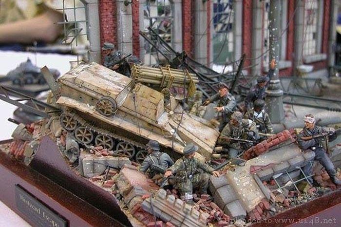 Modelos realistas de acción militar  34