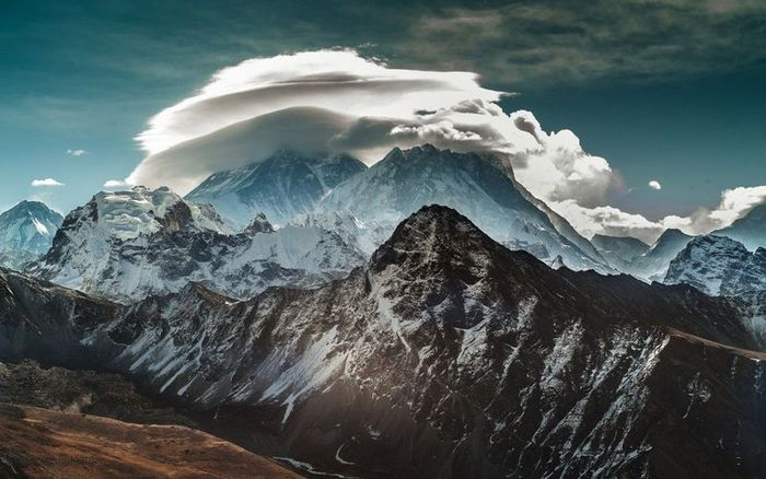 эверест, гора, джомолунгма