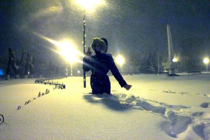 киев, погода, снегопад,