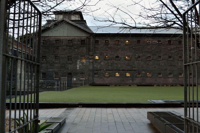 музей, тюрьма, мельбурн