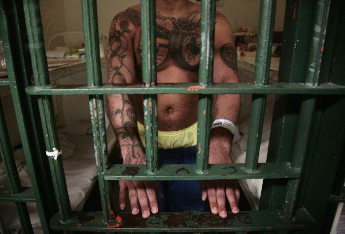 тюрьма, полиция, закон, заключенный, страх, ужас,