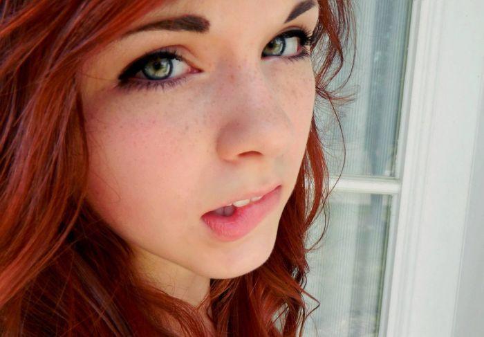 клевые фото девчонок в скайп