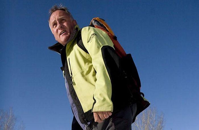 без ног, альпинист, покорил, эверест, гора,
