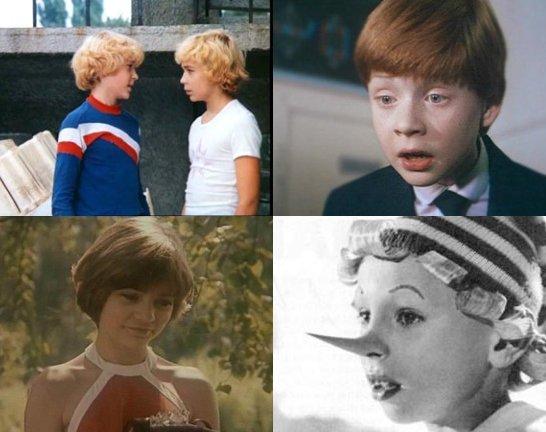 Герои нашего детства: тогда и сейчас (55 фото)