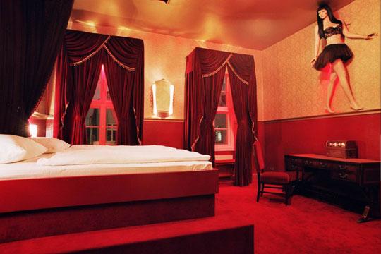 Самые необычные отели (213 фото)