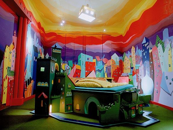 Propeller Island City Lodge находится в Берлине