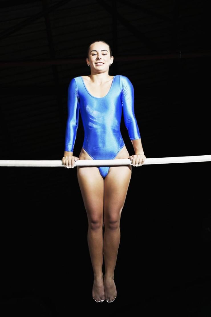 Women gymnastics nude forced — img 5