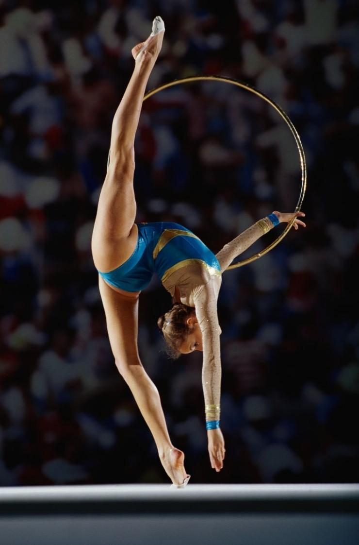 Женщины гимнастки картинки