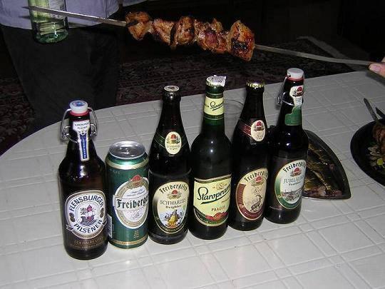 Как меньше пить пиво
