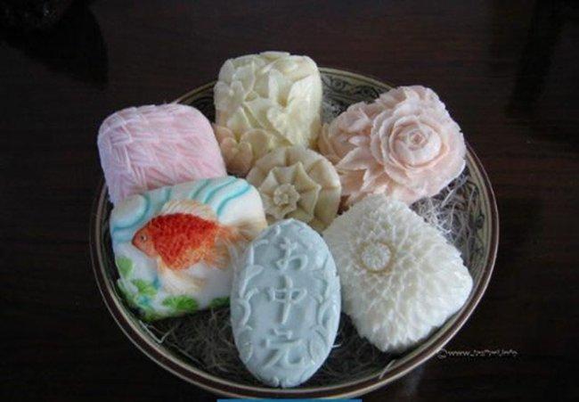 Удивительное мыло  (8 фото)