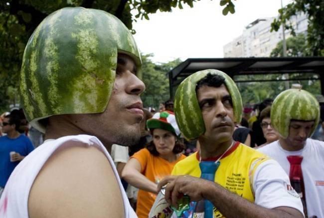 Страные люди (163 фото)