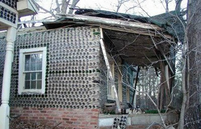 Къща от бутилки 004_glass